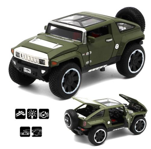 Hummer HX Toy Model