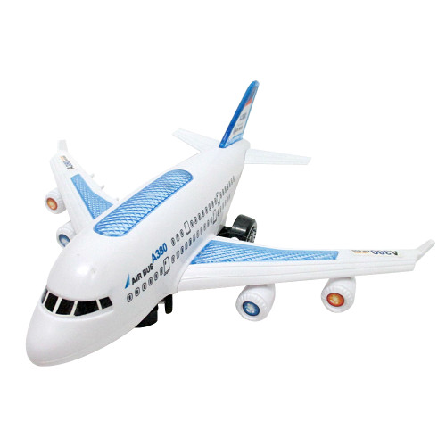 Airbus A380 Toy Plane