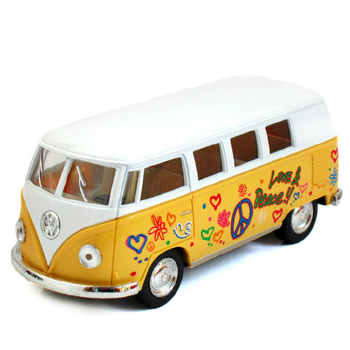 Volkswagen Van Toy Model