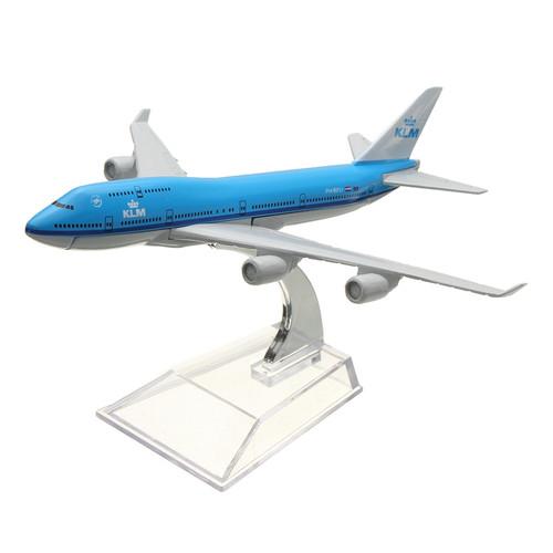 KLM Boeing 747 Toy Model