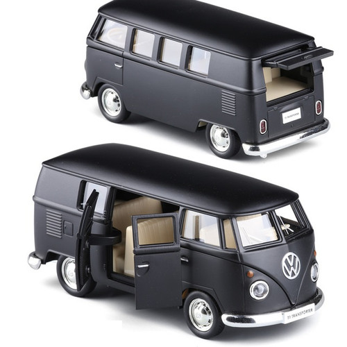 VW Bus Toy Model