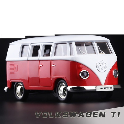 Volkswagen Bus Toy Model