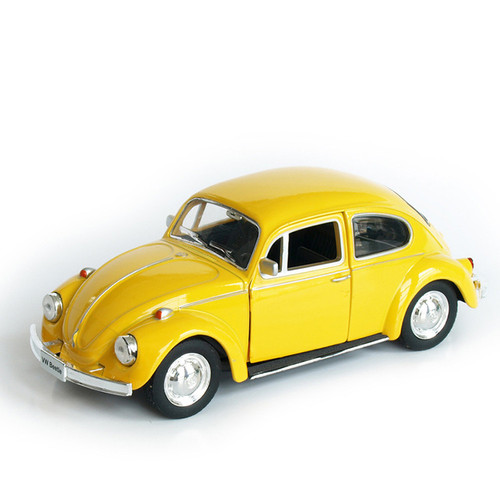 Volkswagen Beetle Toy Model