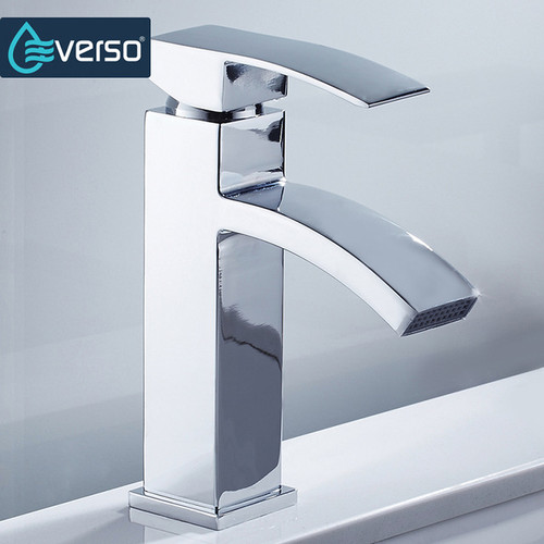 Deck Mounted Waterfall Faucet Tap