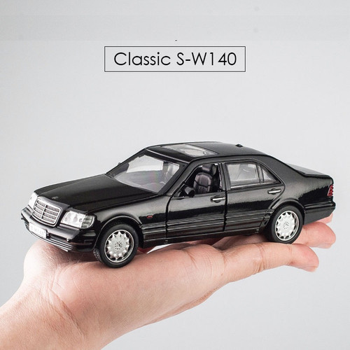 Mercedes Benz Classic Toy Model