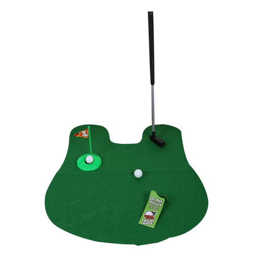 Mini Golf Potty Putter Game Set