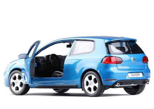 Volkswagen Golf Toy Model