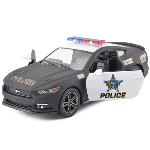 Ford Mustang Police Toy Model