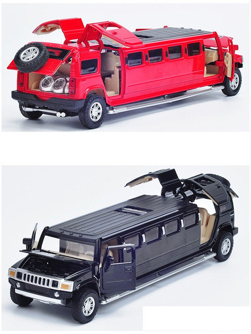 Hummer Limo Toy Model