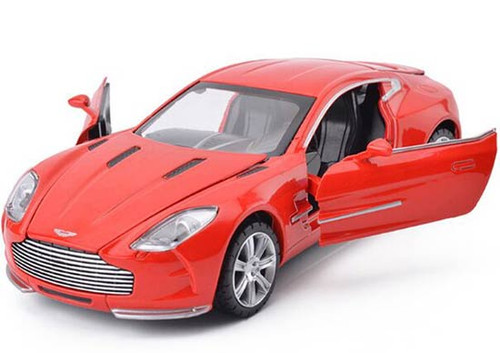 Aston Martin Toy Model