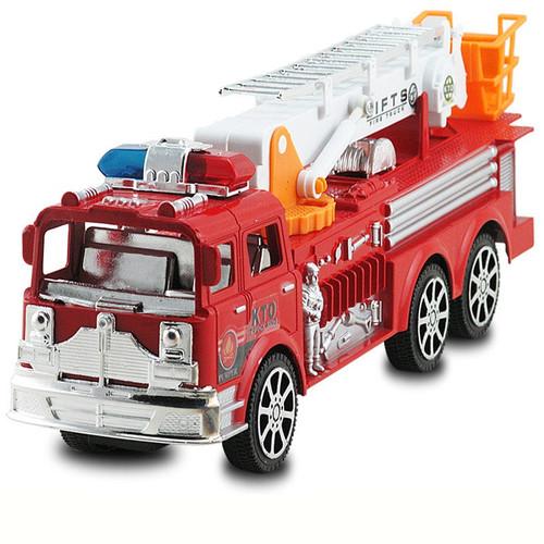 Fire Truck Toy Model