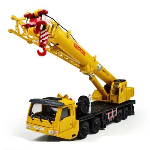 Crane Truck Toy Model