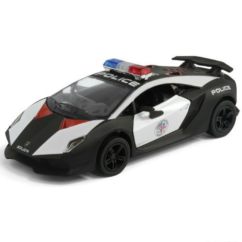 Police Lamborghini Toy Model