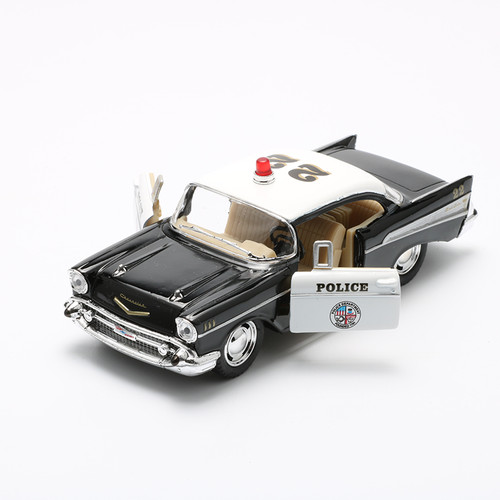 Chevrolet Bel Air Classic Police Car