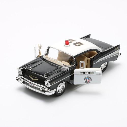Chevrolet Bel Air Classic Police Car
