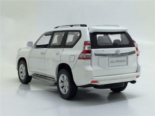 Toyota Prado Toy Model