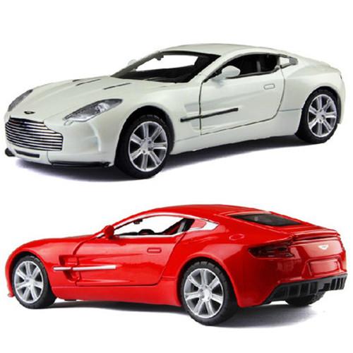 Aston Martin DB Toy Model