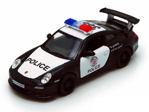 Porsche 911 GT Police Toy Model