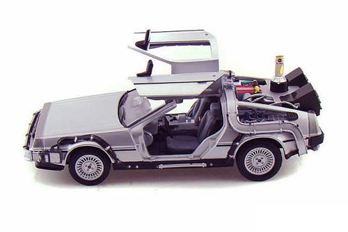 Back To The Future DeLorean Toy Model