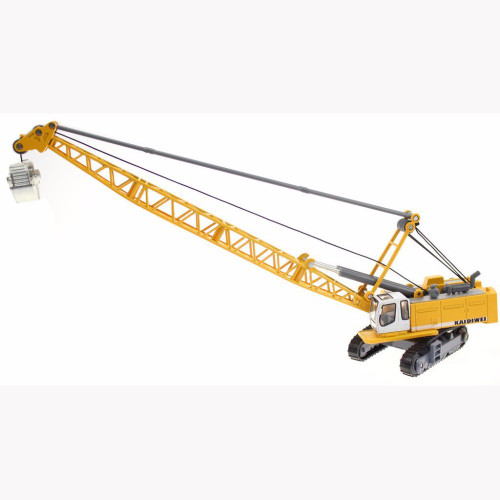 Crawler Tower Cable Excavator Crane Toy Model