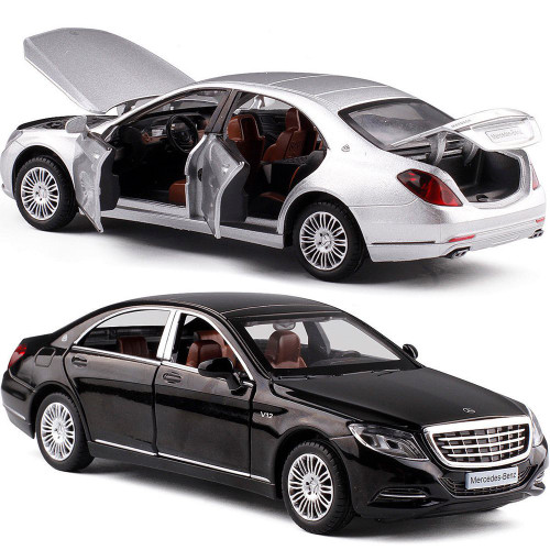 Mercedes Benz S-Class Toy Model