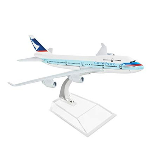 Cathay Pacific 747 Toy Model