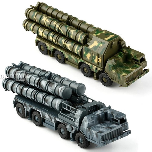 S300 Missile Launcher Toy Model