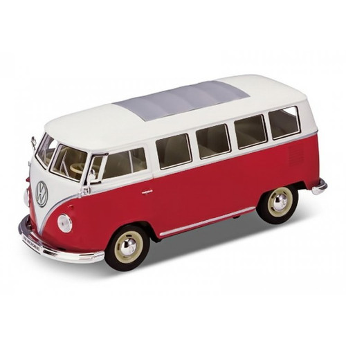 Volkswagen Kombi Toy Model