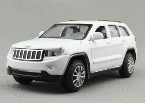 Jeep Grand Cherokee Toy Model