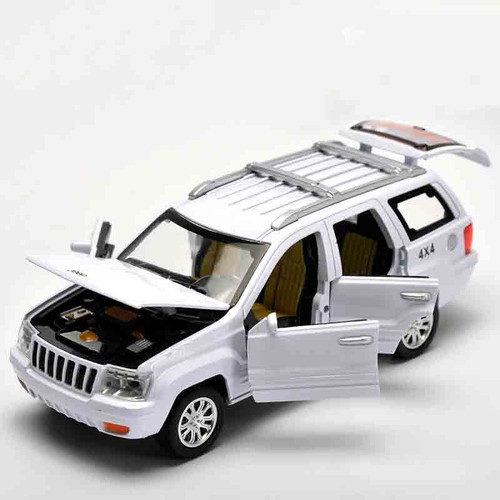 Jeep Grand Cherokee Toy Model