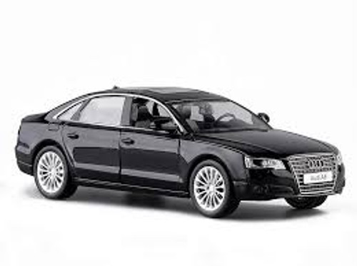 Audi A8 Toy Model