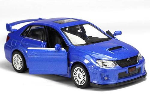 Subaru Impreza STI Toy Model