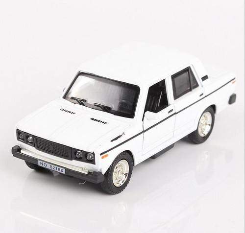 Russian Lada Toy Model