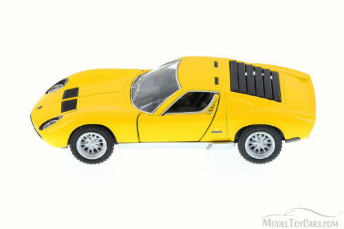 Lamborghini Miura Toy Model