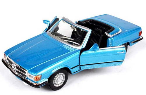 Classic Mercedes Benz SL Toy Model