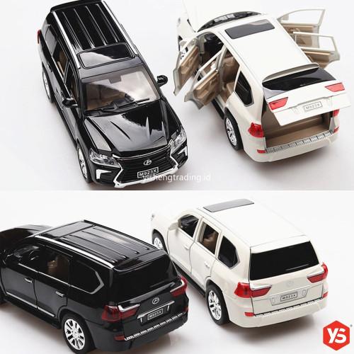 Lexus LX570 Toy Model Land Cruiser VX V8