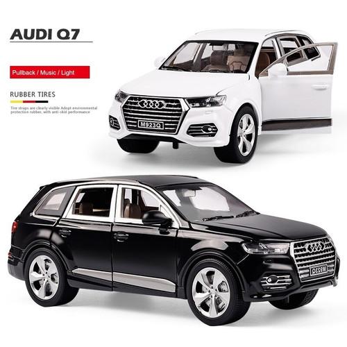 Audi Q7 Toy Model