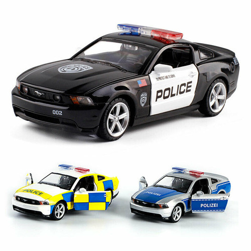 Ford Mustang Police Diecast Replica