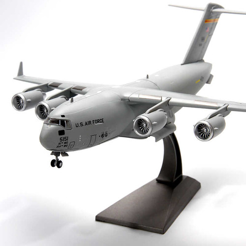 Boeing C-17 Military Cargo Plane USAF RCAF