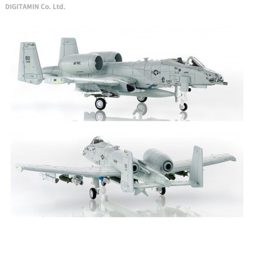 Fairchild Republic A-10 Thunderbolt II Fighter Jet