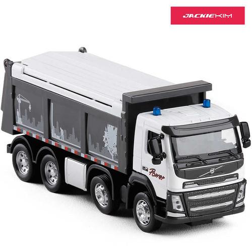 Scania Dump Truck Toy Model