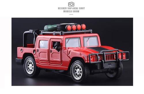 Hummer H1 SUT Toy Model