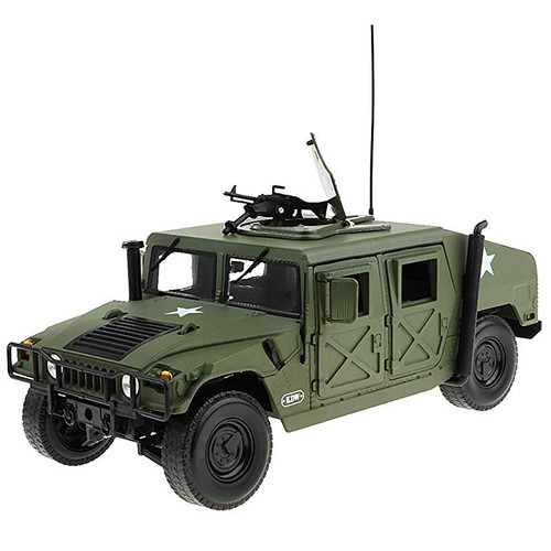 Military Hummer H1 Toy Model