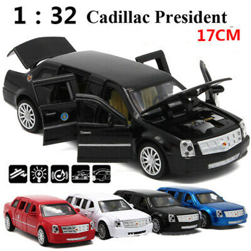 Cadillac Presidential Limo Toy Model