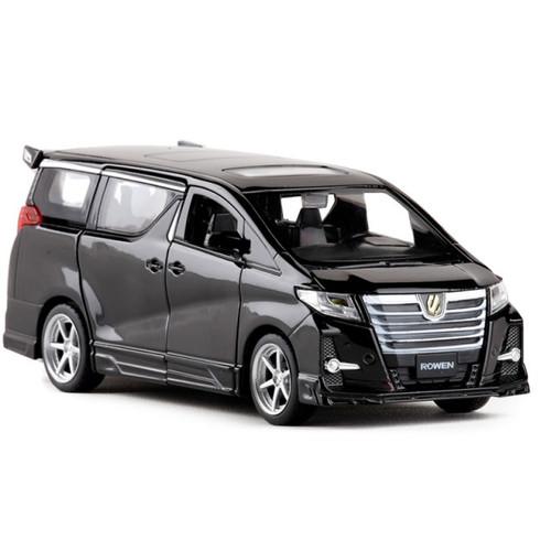 Toyota Alphard Toy Model