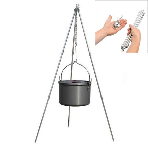 Campfire Cooking Tripod/Hanger