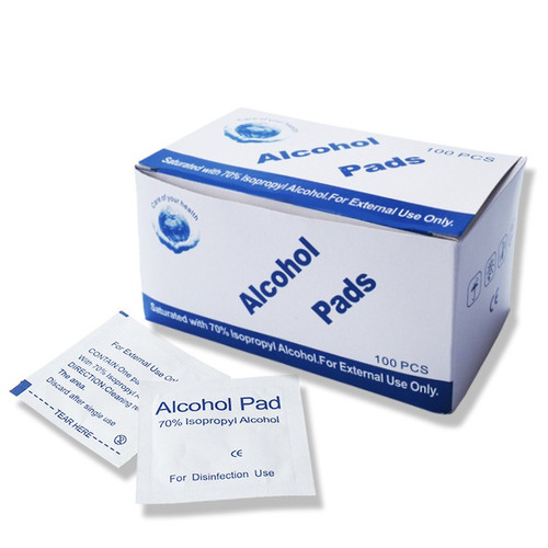 Alcohol Swab Pads (100 Pcs)