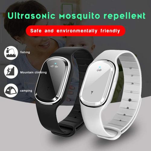 Ultrasonic Mosquito Repellent Bracelet