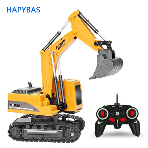 Excavator RC Toy Car