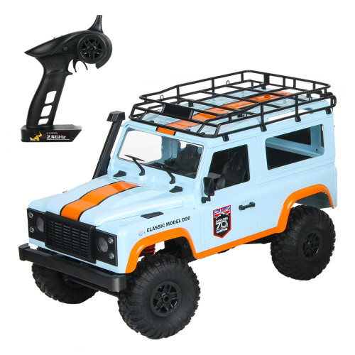 RC Land Rover Defender Toy Car